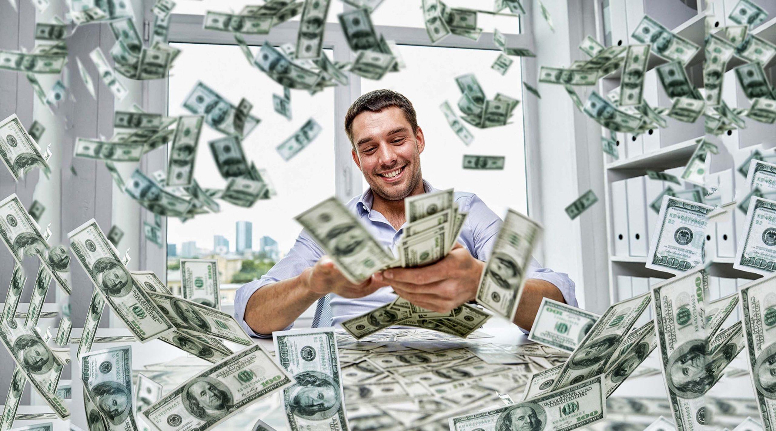 Pieniądze niesą potożebyje wydawać