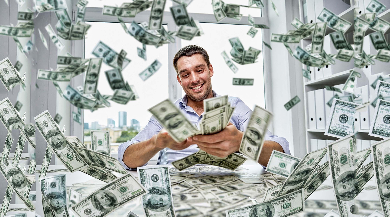 Pieniądze nie są po to żeby je wydawać